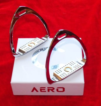 AERO Ultralight Irons, 145gm SILVER